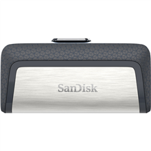 SanDisk Ultra Dual Drive USB Type-C Flash Memory 128GB